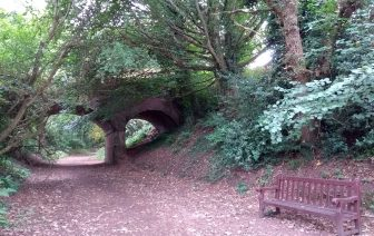 Budleigh Old Railway